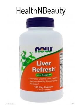 Now Foods, Liver Refresh 180caps