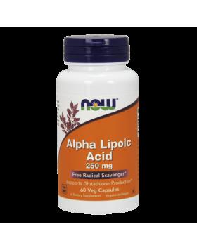 Now Foods, Alpha Lipoic Acid 120caps.