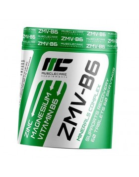 Muscle Care ZMV+B6 60tabs