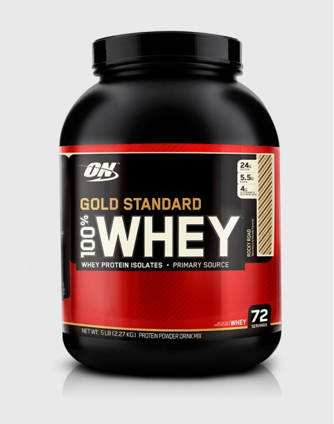 ON 100% GOLD STANDARD WHEY 2.3kg